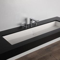 Kubista Undercounter Lavatory H264UN | Waschtische | Lacava