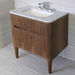 Eleganza Undercounter Vanity H272 | Armarios lavabo | Lacava