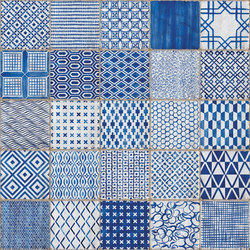 Maioliche Blue | Ceramic tiles | Mirage