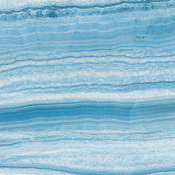 Calcedon Blue | Ceramic panels | Mirage