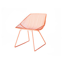 Bunny Lounge Chair | Garden chairs | Bend Goods