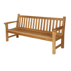 London | Seat 180 | Garden benches | Barlow Tyrie