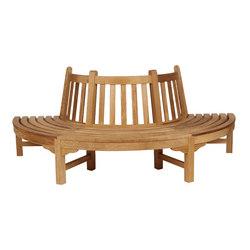 Glenham | Circular Tree Seat | Gartenbänke | Barlow Tyrie