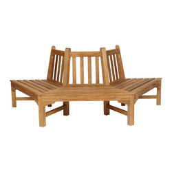 Glenham | Hexagonal Tree Seat | Gartenbänke | Barlow Tyrie