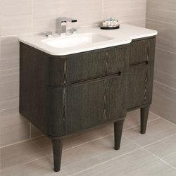 Eleganza Undercounter Vanity H273 | Armarios lavabo | Lacava