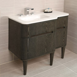 Eleganza Undercounter Vanity H273 | Meubles sous-lavabo | Lacava