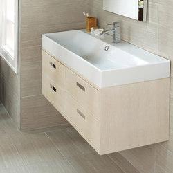 Aquasei Undercounter Vanity 5235A | Mobili lavabo | Lacava