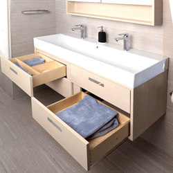 Aquasei Undercounter Vanity 5235A | Armarios lavabo | Lacava