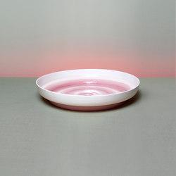 Reddish | Plate Wide | Bowls | Tuttobene