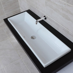Aquasei Undercounter Lavatory 5260 | Wash basins | Lacava