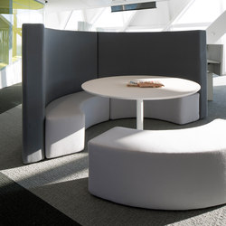 Dots Up | Modular seating elements | Lande