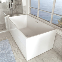 Aquasei Bathtub TUB16 | Free-standing baths | Lacava
