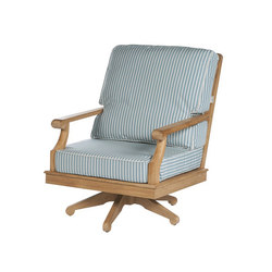 Chesapeake | Swivel Rocker | Garden armchairs | Barlow Tyrie
