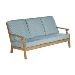 Chesapeake | Three-Seater Settee | Gartensofas | Barlow Tyrie