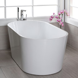 Aquatre Bathtub 8074C | Free-standing baths | Lacava