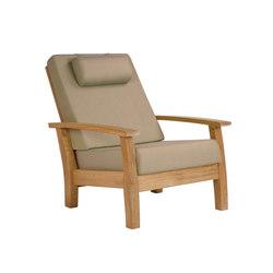 Haven | Reclining Armchair | Garden armchairs | Barlow Tyrie