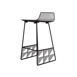 LowBack Counter Stool | Taburetes de bar de jardín | Bend Goods