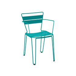 Mallorca Armchair  | Agata blue | Multipurpose chairs | iSimar