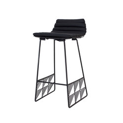LowBack Counter Stool - The LowBack Pad | Coussins de siège | Bend Goods