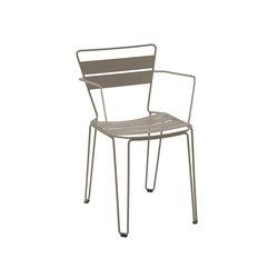 Mallorca Armchair  | Taupe grey | Sillas | iSimar