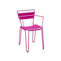 Mallorca Armchair  | Magenta pink | Sedie | iSimar