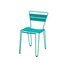 Mallorca Chair  | Agata blue | Chairs | iSimar