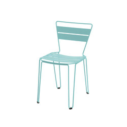 Mallorca Chair  | Turquoise blue | Sillas multiusos | iSimar