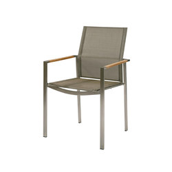 Mercury | Dining Armchair | Garden chairs | Barlow Tyrie