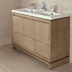 Aquaquattro Undercounter Vanity 5214C | Armarios lavabo | Lacava