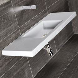 Dimini Vanity Top Lavatory 5274 | Wash basins | Lacava