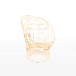 Peacock Lounge Chair | Poltrone da giardino | Bend Goods