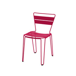 Mallorca Chair  | Red wine | Chairs | iSimar