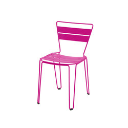 Mallorca Chair  | Magenta pink | Chairs | iSimar