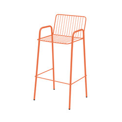 Niza Stool | Bar stools | iSimar