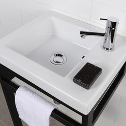 Dimini Vanity Top Lavatory 5271 | Wash basins | Lacava