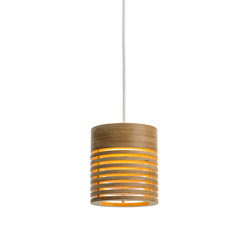 Raita Pendant Micro High | Suspended lights | Blond Belysning
