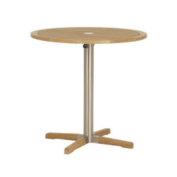 Equinox | High Dining Table 100 | Garten-Bartische | Barlow Tyrie