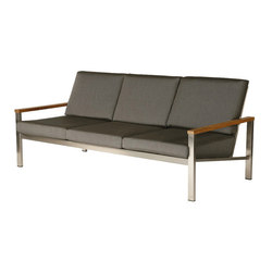 Equinox | Three-Seater Settee | Sofás | Barlow Tyrie