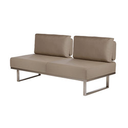 Mercury | Double Module | Garden sofas | Barlow Tyrie
