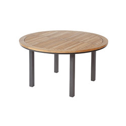 Aura | Dining Table 140 | Dining tables | Barlow Tyrie