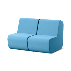 Open Port k2 | Modular seating elements | LD Seating