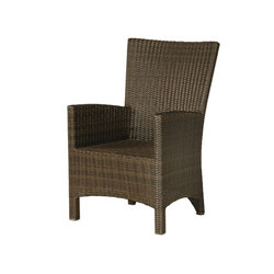 Savannah | Dining Armchair | Garden chairs | Barlow Tyrie
