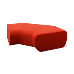 Open Port DR390 | Modular seating elements | LD Seating