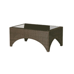 Savannah | Coffee Table 95 | Tables basses de jardin | Barlow Tyrie