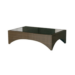 Savannah | Coffee Table 150 | Tables basses de jardin | Barlow Tyrie