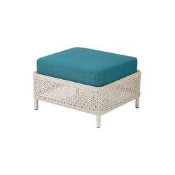 Kirar | Ottoman | Garden stools | Barlow Tyrie