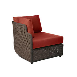 Kirar | Left/Right/Corner Module | Garden armchairs | Barlow Tyrie