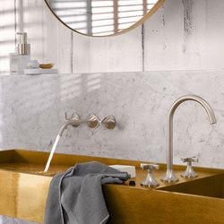 Vaia - Mélangeur lavabo à 3 trous | Robinetterie pour lavabo | Dornbracht