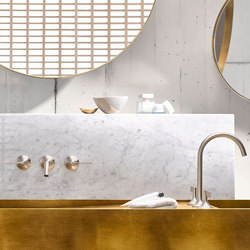 Vaia - Wall-mounted basin mixer | Wash-basin taps | Dornbracht