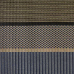 San Francisco paper yarn carpet | dark blue-nutria | Rugs | Woodnotes
